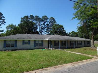 Gulfport MS Single Family Home For Sale: $180,000