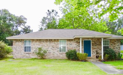 Gulfport MS Single Family Home For Sale: $115,000