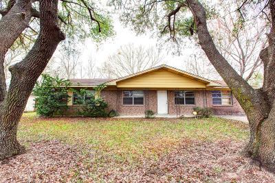 Gulfport Single Family Home For Sale: 1004 Debra Dr