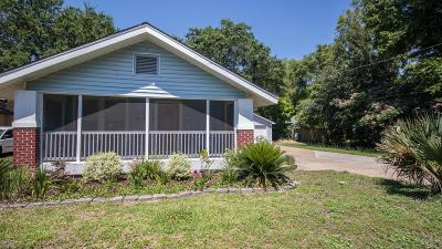 Biloxi MS Single Family Home For Sale: $189,000