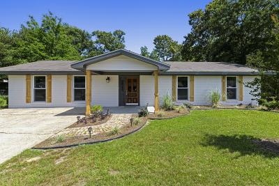 Biloxi Single Family Home For Sale: 2225 Popps Ferry Rd