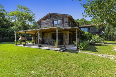 Ocean Springs Single Family Home For Sale: 10528 Derry Ln