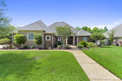 Ocean Springs Single Family Home For Sale: 2114 Whitney Oaks Dr