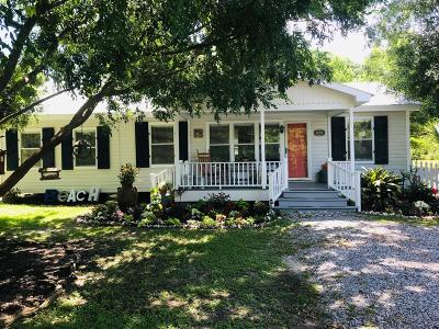 Bay St. Louis Single Family Home For Sale: 305 N Necaise Ave