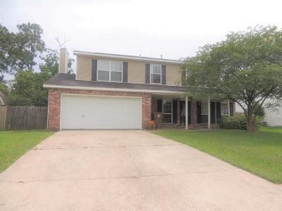 Biloxi MS Single Family Home For Sale: $189,900
