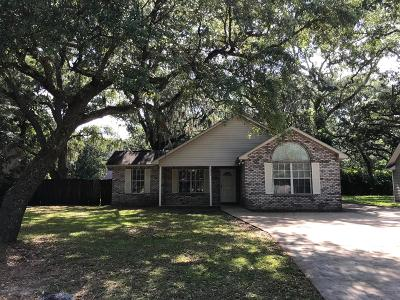 Single Family Home For Sale: 1521 Doe St