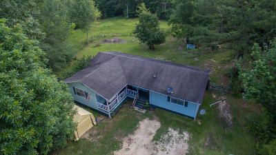 Pass Christian Single Family Home For Sale: 10066 Firetower Rd