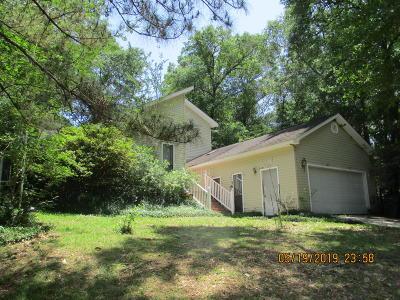 Diamondhead Single Family Home For Sale: 10421 Bayou Dr
