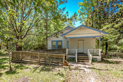 Ocean Springs Single Family Home For Sale: 9925 Theriot Ave