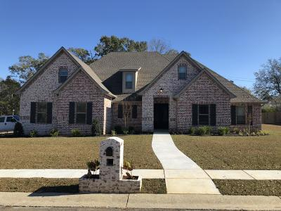 Gulfport Single Family Home For Sale: Lot 17 Chasae Ln