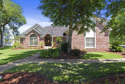 Ocean Springs Single Family Home For Sale: 3624 Perryman Rd