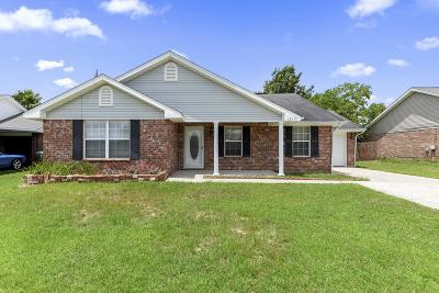 gulfport Single Family Home For Sale: 13171 W Country Hills Dr