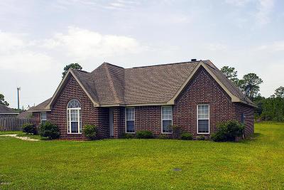 Ocean Springs Single Family Home For Sale: 3011 Village Cir