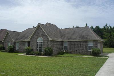 Ocean Springs Single Family Home For Sale: 3122 Village Cir