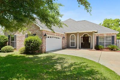 Biloxi MS Single Family Home For Sale: $220,000