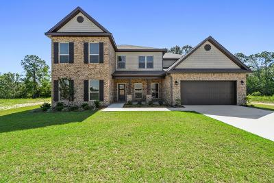 Ocean Springs Single Family Home For Sale: 1012 Brackish Place