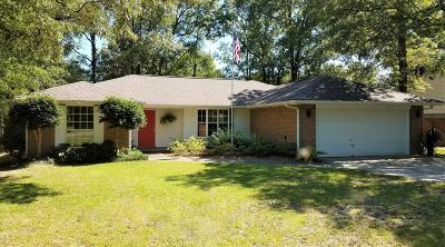 Diamondhead Single Family Home For Sale: 8898 Kipapa Way