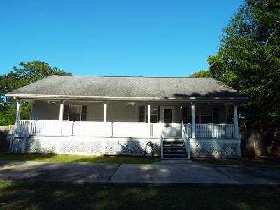 Bay St. Louis Single Family Home For Sale: 8026 Royal Oak Rd