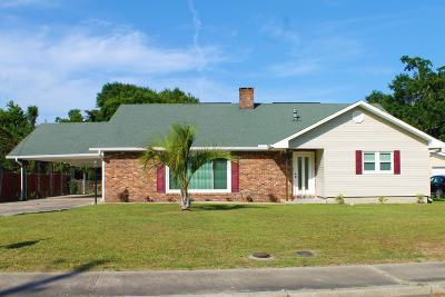 Gulfport Single Family Home For Sale: 712 Broad Ave