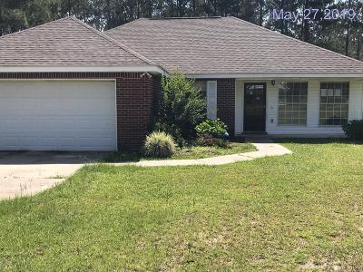 Saucier Single Family Home For Sale: 21570 E Edgewood Dr
