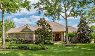 Ocean Springs Single Family Home For Sale: 5804 Olde Oak View