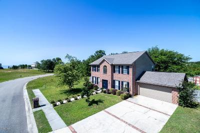 Long Beach Single Family Home For Sale: 117 Sea Oaks Blvd
