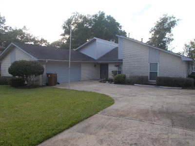 Biloxi Single Family Home For Sale: 2466 W Shore Dr