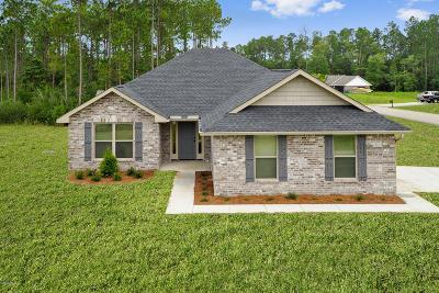 Saucier Single Family Home For Sale: 19521 Benson Pl