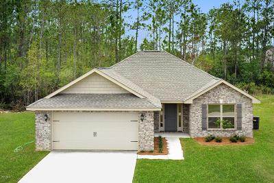 Saucier Single Family Home For Sale: 20230 Gordon St