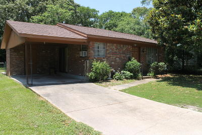 gulfport Single Family Home For Sale: 2607 Bullis Ave