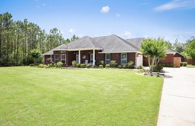 Ocean Springs Single Family Home For Sale: 5870 Perdido Key Ln