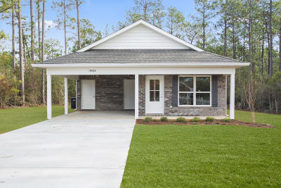 Gulfport Single Family Home For Sale: 13702 Lawton Ln