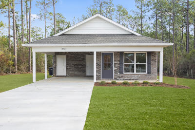 Gulfport Single Family Home For Sale: 13696 Lawton Ln