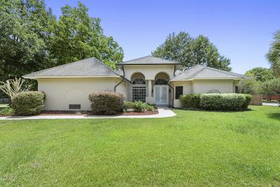 Ocean Springs Single Family Home For Sale: 300 Rue Tonti