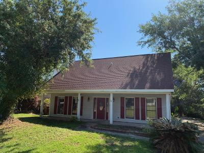 Biloxi Single Family Home For Sale: 408 Cove Dr