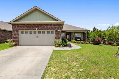 Gulfport Single Family Home For Sale: 20008 Windance W Dr