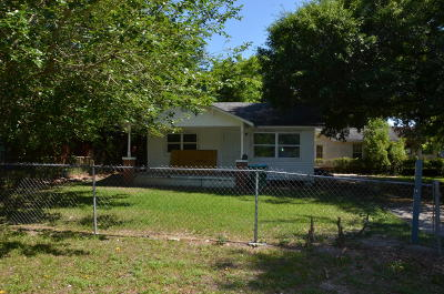 Gulfport Single Family Home For Sale: 1711 19th St