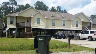Bay St. Louis Multi Family Home For Sale: 6210 W W Desoto St