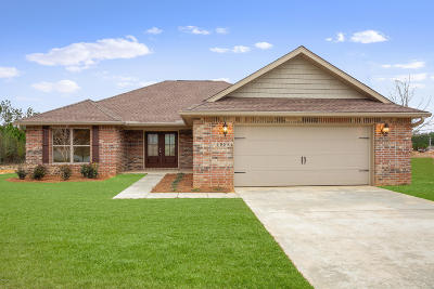 Gulfport Single Family Home For Sale: 21829 Hunters Cv