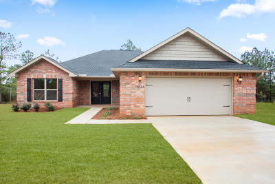 Gulfport Single Family Home For Sale: 21923 Pinewood Cv