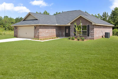 Gulfport Single Family Home For Sale: 15100 Longwood Ln