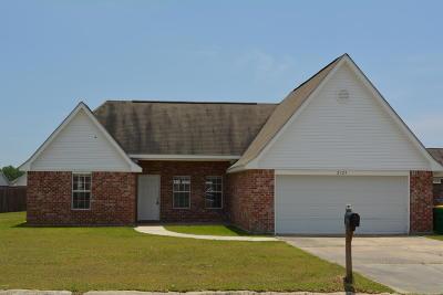 Ocean Springs Single Family Home For Sale: 2324 Paula Cir