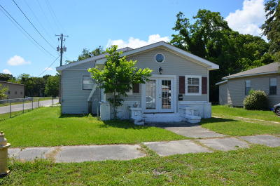 gulfport Single Family Home For Sale: 1413 31st Ave
