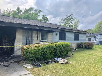 Gulfport Single Family Home For Sale: 3913 Sierra Dr
