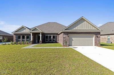 Ocean Springs Single Family Home For Sale: 6409 Chickory Way