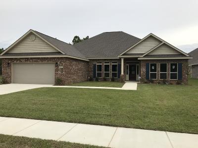 Ocean Springs Single Family Home For Sale: 6432 Chickory Way