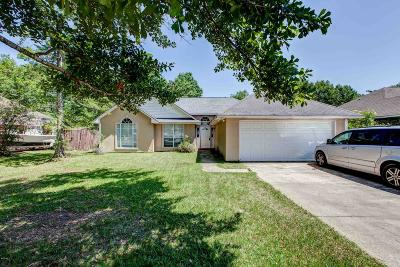 Ocean Springs Single Family Home For Sale: 9200 Seahorse Ave