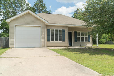 Gulfport Single Family Home For Sale: 18512 Devin Ct