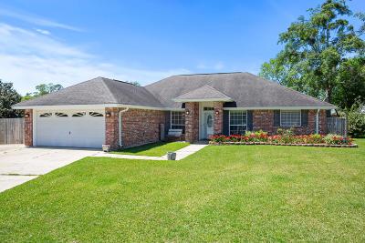 Biloxi Single Family Home For Sale: 837 Osprey Cv