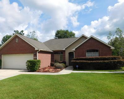 Gulfport Single Family Home For Sale: 15020 S White Swan Dr